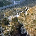 El castillo de Bairén (Valencia)